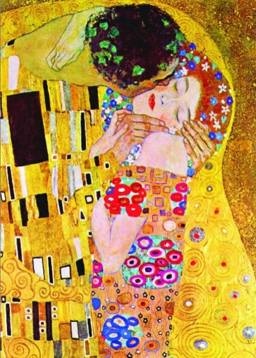 Puzzle Gold-Puzzle-60614 Klimt Gustav: The Kiss
