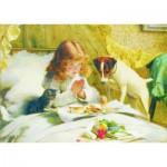 Puzzle  Gold-Puzzle-60706 Charles Burton Barber: Suspense