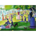Puzzle  Gold-Puzzle-60799 Georges Seurat : A Sunday Afternoon on the Island of La Grande Jatte