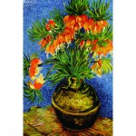 Puzzle  Gold-Puzzle-60911 Van Gogh: Fritillaires in a Copper Vase