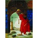 Puzzle  Gold-Puzzle-60966 Osman Hamdi Bey: The Turtle Trainer