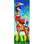 Puzzle  Gold-Puzzle-61161 Jazz for a Giraffe
