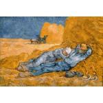 Puzzle  Grafika-Kids-00001 XXL Pieces - Van Gogh Vincent: La Sieste (d'après Millet), 1890
