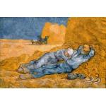 Puzzle  Grafika-Kids-00003 Van Gogh Vincent: La Sieste (d'après Millet), 1890