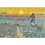 Puzzle  Grafika-Kids-00004 XXL Pieces - Van Gogh : The Sower, 1888