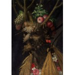 Puzzle  Grafika-Kids-00049 XXL Pieces - Arcimboldo Giuseppe: Four Seasons in One Head, 1590