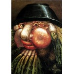 Puzzle  Grafika-Kids-00052 XXL Pieces - Arcimboldo Giuseppe: The Greengrocer