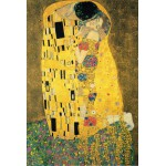 Puzzle  Grafika-Kids-00057 Klimt Gustav : The Kiss, 1907-1908