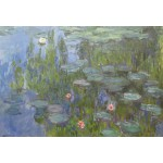 Puzzle  Grafika-Kids-00084 XXL Pieces - Claude Monet: Nymphéas, 1915