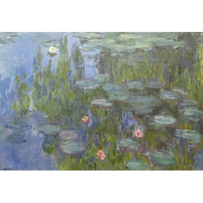 Puzzle Grafika-Kids-00084 XXL Pieces - Claude Monet: Nymphéas, 1915