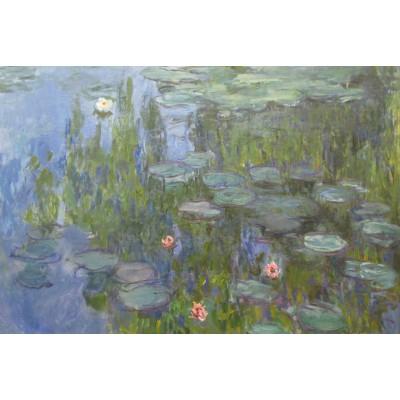 Puzzle Grafika-Kids-00086 Claude Monet: Nymphéas, 1915