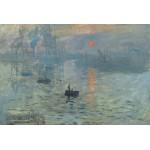 Puzzle  Grafika-Kids-00089 Claude Monet: Impression au Soleil Levant, 1872