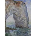 Puzzle  Grafika-Kids-00099 Claude Monet: Le Manneporte à Étretat, 1886