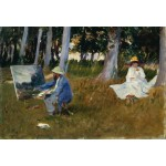 Puzzle  Grafika-Kids-00101 XXL Pieces - Claude Monet by John Singer Sargent, 1885