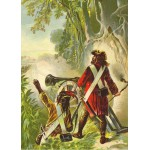Puzzle  Grafika-Kids-00144 Robinson Crusoe by Offterdinger & Zweigle