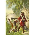 Puzzle  Grafika-Kids-00145 Robinson Crusoe by Offterdinger & Zweigle