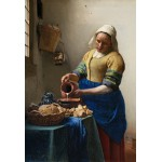 Puzzle  Grafika-Kids-00152 XXL Pieces - Vermeer Johannes: The Milkmaid, 1658-1661