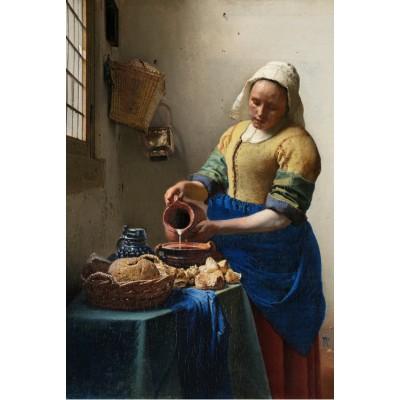 Puzzle Grafika-Kids-00154 Vermeer Johannes: The Milkmaid, 1658-1661