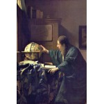 Puzzle  Grafika-Kids-00159 Vermeer Johannes: The Astronomer, 1668