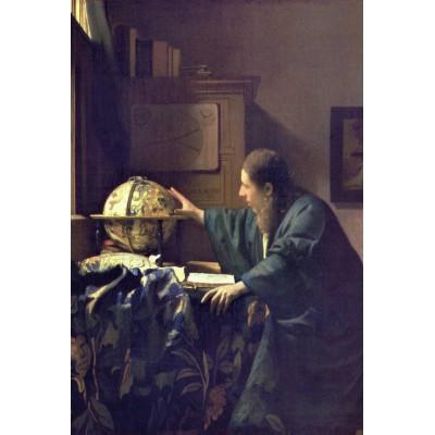Puzzle Grafika-Kids-00159 Vermeer Johannes: The Astronomer, 1668