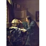Puzzle  Grafika-Kids-00160 Vermeer Johannes: The Astronomer, 1668
