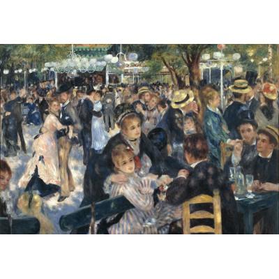 Puzzle Grafika-Kids-00170 XXL Pieces - Auguste Renoir: Bal du Moulin de la Galette, 1876