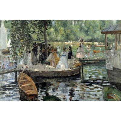Puzzle Grafika-Kids-00178 Auguste Renoir: La Grenouillère, 1869