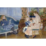 Puzzle  Grafika-Kids-00182 XXL Pieces - Auguste Renoir : Children's Afternoon at Wargemont, 1884