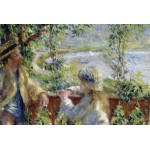 Puzzle  Grafika-Kids-00187 Renoir Auguste: Near the Lake, 1879
