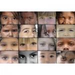 Puzzle  Grafika-Kids-00197 SOS MEDITERRANEE - Eyes of Children around the World