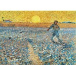 Puzzle  Grafika-Kids-00199 Magnetic Pieces - Van Gogh : The Sower, 1888