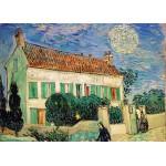 Puzzle  Grafika-Kids-00217 Magnetic Pieces - Van Gogh Vincent: La Maison Blanche, la Nuit, 1890