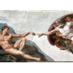 Puzzle  Grafika-Kids-00223 Magnetic Pieces - Michelangelo, 1508-1512