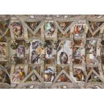 Puzzle  Grafika-Kids-00224 Magnetic Pieces - Michelangelo: Sistine Chapel