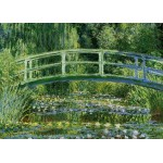 Puzzle  Grafika-Kids-00230 Magnetic Pieces - Claude Monet: Water Lilies and the Japanese bridge, 1897-1899