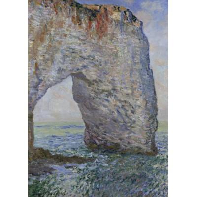 Puzzle Grafika-Kids-00232 Magnetic Pieces - Claude Monet: Le Manneporte à Étretat, 1886