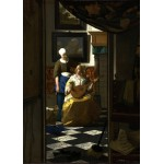 Puzzle  Grafika-Kids-00251 Magnetic Pieces - Vermeer Johannes: The Loveletter, 1669-1670