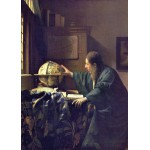 Puzzle  Grafika-Kids-00252 Magnetic Pieces - Vermeer Johannes: The Astronomer, 1668