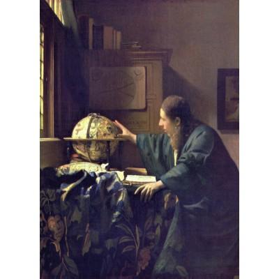 Puzzle Grafika-Kids-00252 Magnetic Pieces - Vermeer Johannes: The Astronomer, 1668
