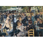 Puzzle  Grafika-Kids-00256 Magnetic Pieces - Auguste Renoir: Bal du Moulin de la Galette, 1876
