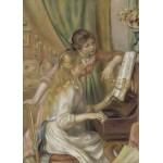 Puzzle  Grafika-Kids-00264 Magnetic Pieces - Auguste Renoir: Jeunes filles au piano, 1892