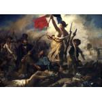 Puzzle  Grafika-Kids-00287 Magnetic Pieces - Eugène Delacroix, 1830