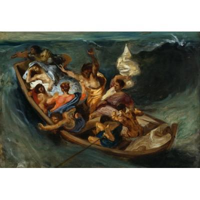 Puzzle Grafika-Kids-00294 XXL Pieces - Eugène Delacroix, 1841