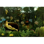 Puzzle  Grafika-Kids-00306 XXL Pieces - Henri Rousseau: The Dream, 1910