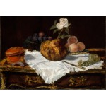 Puzzle  Grafika-Kids-00312 Edouard Manet - The Brioche, 1870