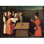 Puzzle  Grafika-Kids-00334 Bosch: The Conjurer, 1502