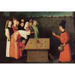 Puzzle  Grafika-Kids-00335 Bosch: The Conjurer, 1502