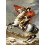 Puzzle  Grafika-Kids-00349 Jacques-Louis David: Napoleon Crossing the Alps