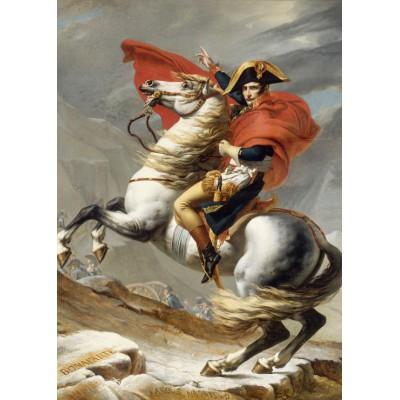 Puzzle Grafika-Kids-00351 Jacques-Louis David: Napoleon Crossing the Alps
