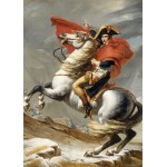 Puzzle  Grafika-Kids-00352 Magnetic Pieces - Jacques-Louis David: Napoleon Crossing the Alps